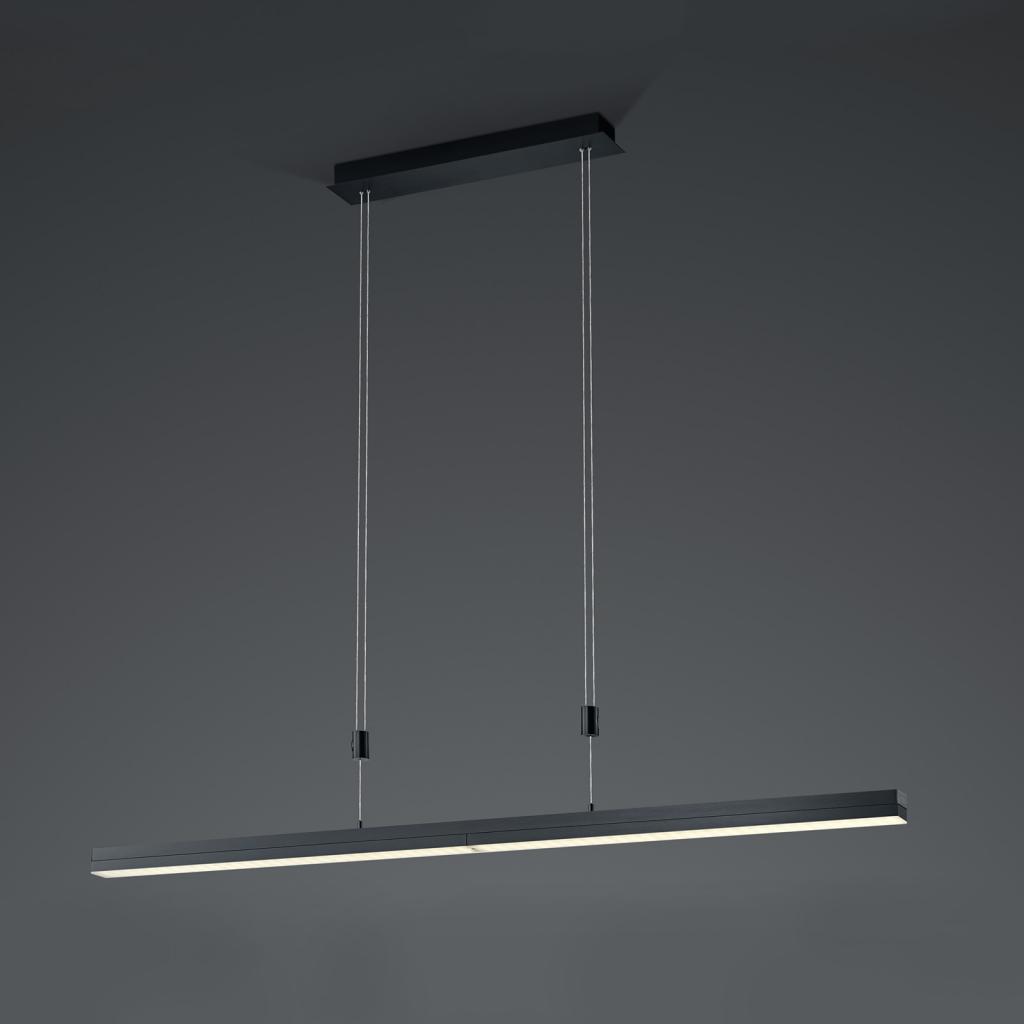 Produktové foto B-Leuchten B-Leuchten Expanda-X LED závěsné světlo, antracit