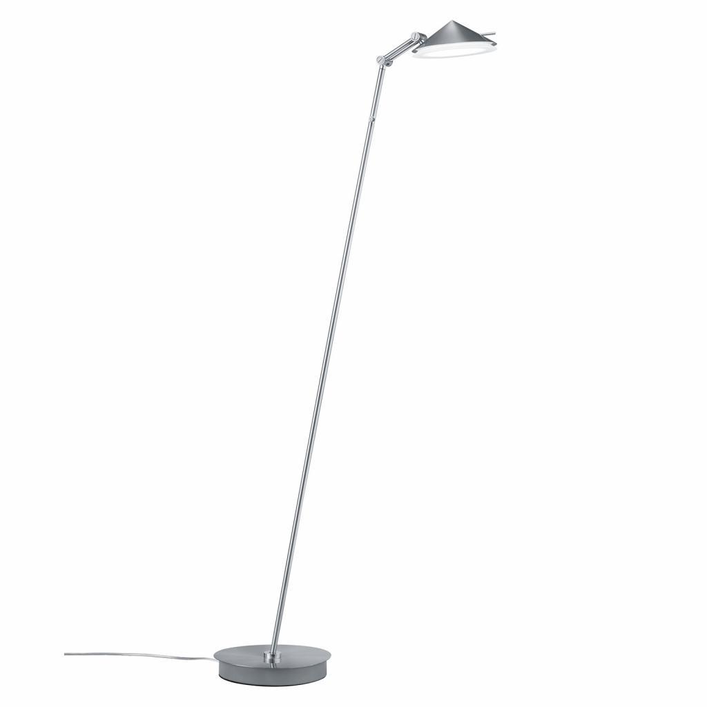 Produktové foto B-Leuchten B-Leuchten Hott stojací lampa LED, matný nikl