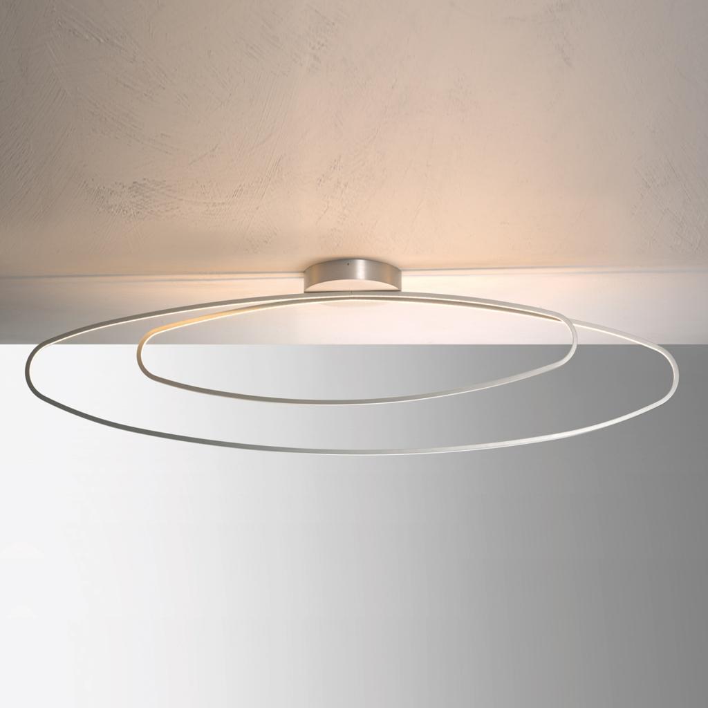 Produktové foto BOPP Bopp Flair - filigránová LED stropní lampa, alu