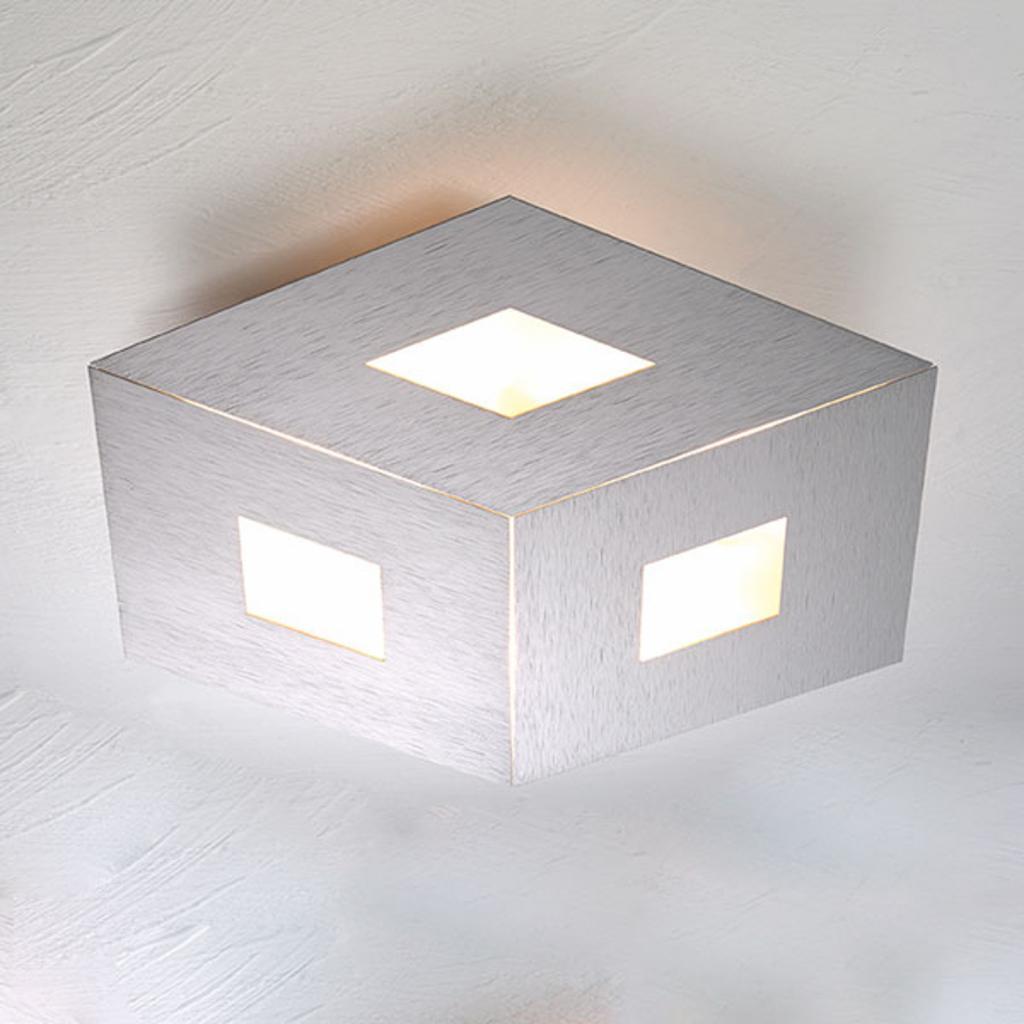 Produktové foto BOPP Bopp Box Comfort LED stropní světlo stříbrná 45cm