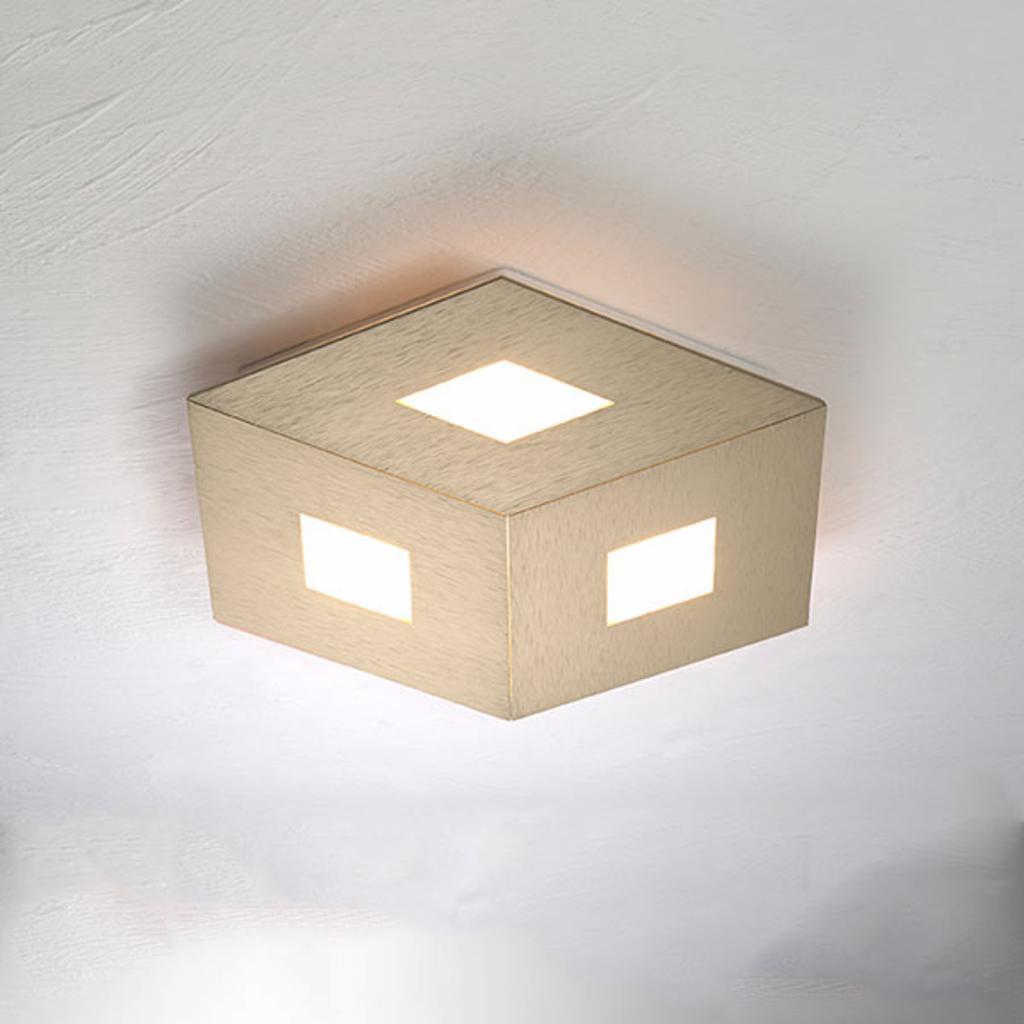 Produktové foto BOPP Bopp Box Comfort LED stropní svítidlo zlatá 35cm