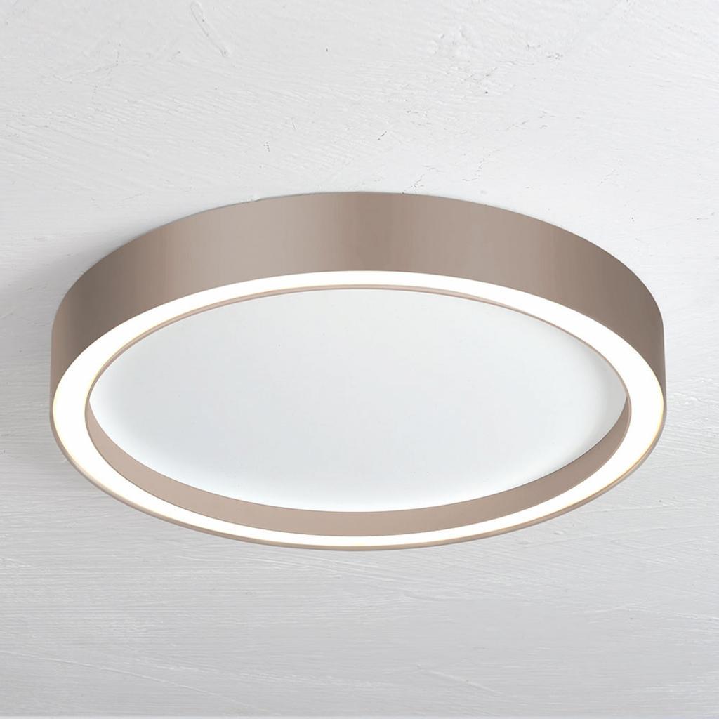 Produktové foto BOPP Bopp Aura LED stropní svítidlo Ø 30cm bílá/taupe