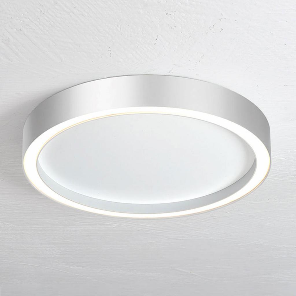 Produktové foto BOPP Bopp Aura LED stropní svítidlo Ø 40cm bílá/hliník