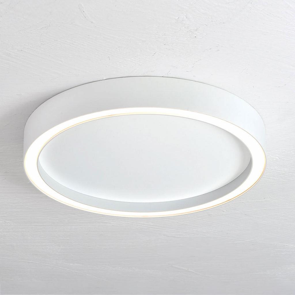 Produktové foto BOPP Bopp Aura LED stropní svítidlo Ø 55cm bílá/bílá