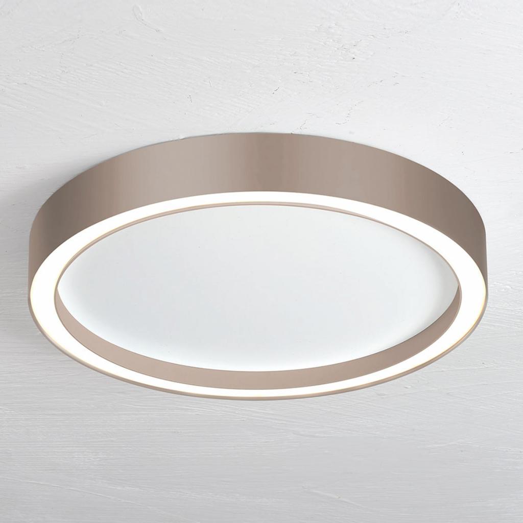 Produktové foto BOPP Bopp Aura LED stropní svítidlo Ø 55cm bílá/taupe
