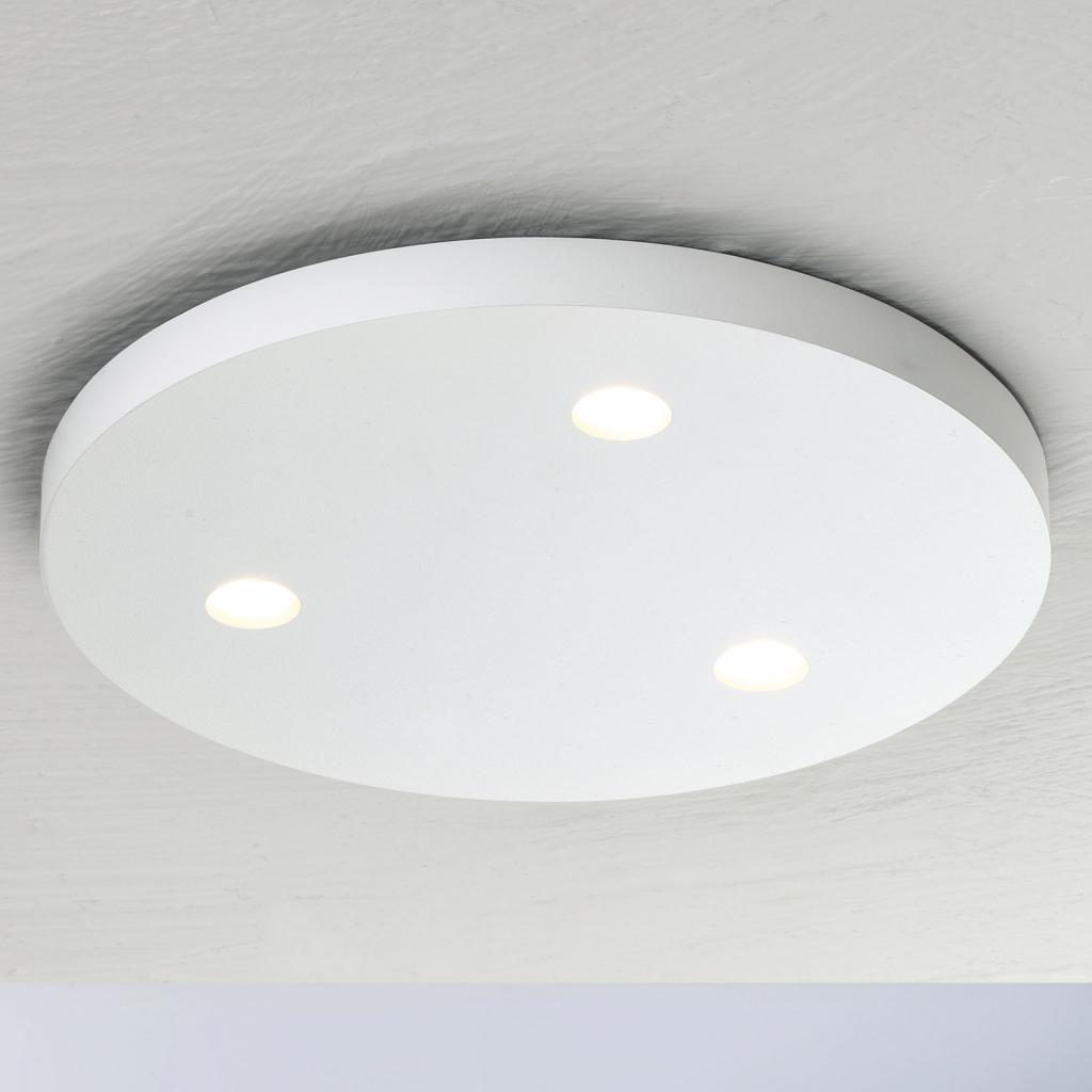 Produktové foto BOPP Bopp Close LED stropní světlo 3zdroje kulaté bílá