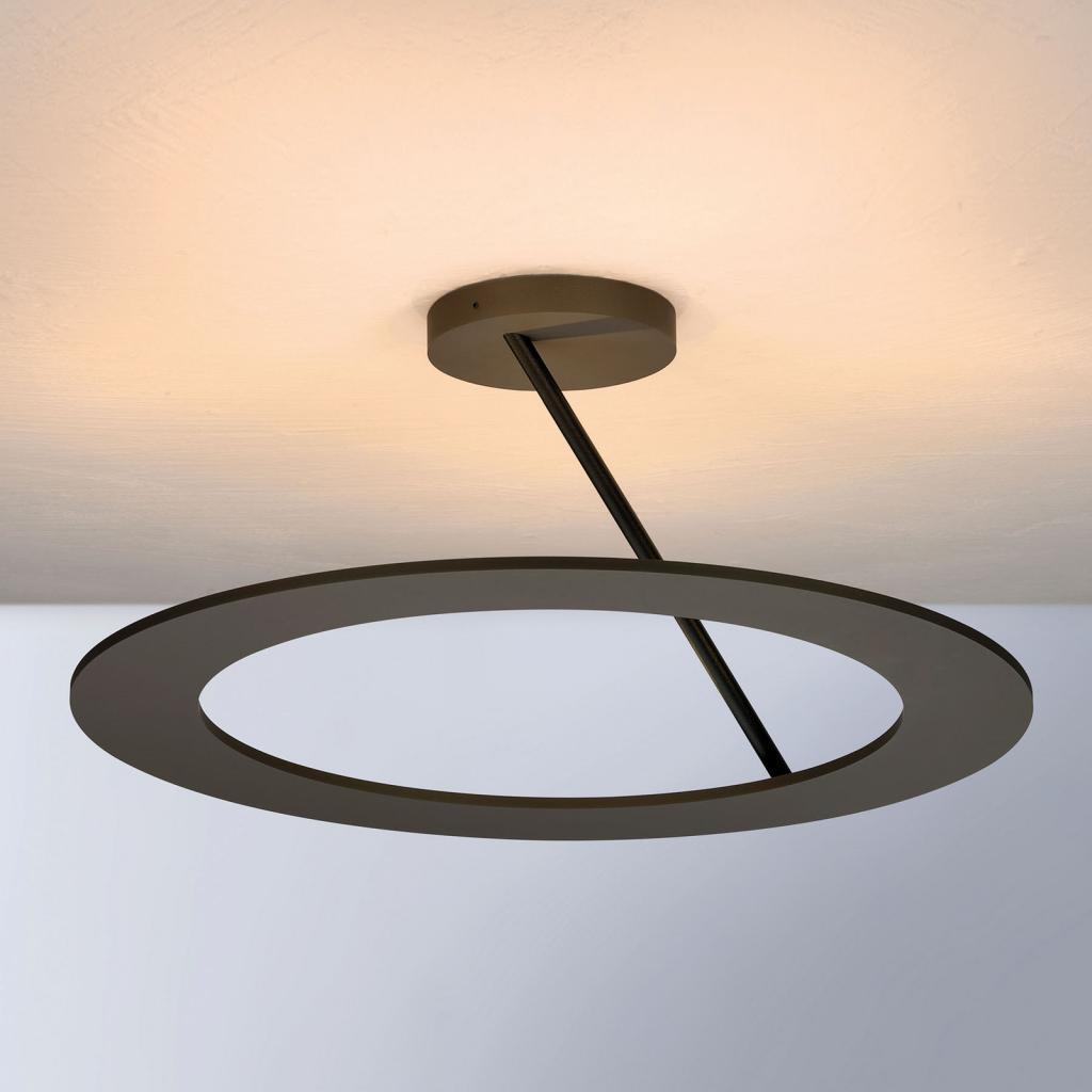 Produktové foto BOPP Bopp Stella stropní světlo 1kruh Ø45cm bronz/černá