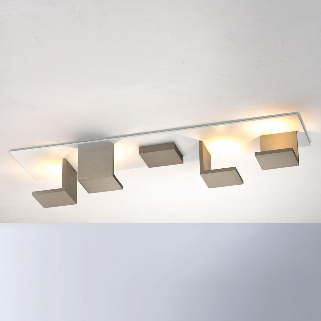 Produktové foto BOPP Bopp Reflections stropní světlo dlouhé bílá/taupe
