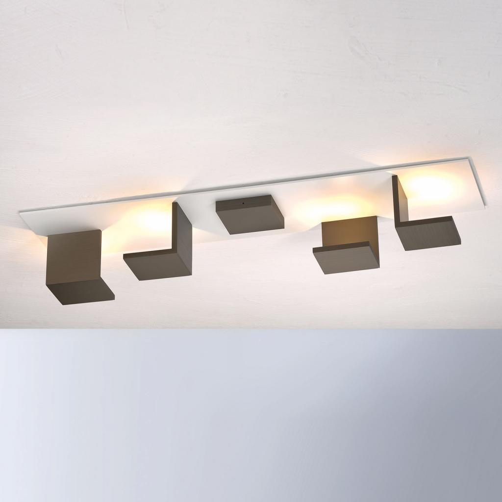 Produktové foto BOPP Bopp Reflection stropní světlo dlouhé bílá/bronz