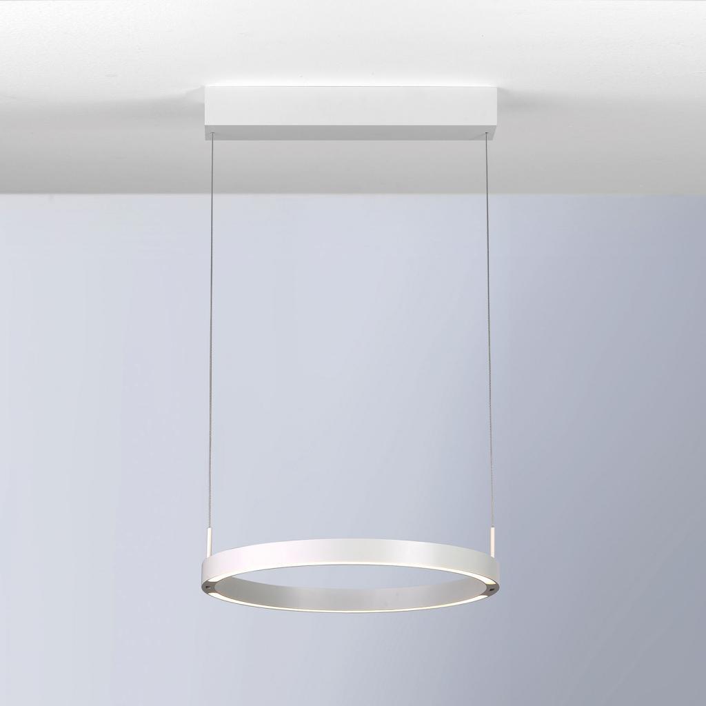 Produktové foto BOPP Bopp Float LED závěsné světlo, ovládání gesty bílá