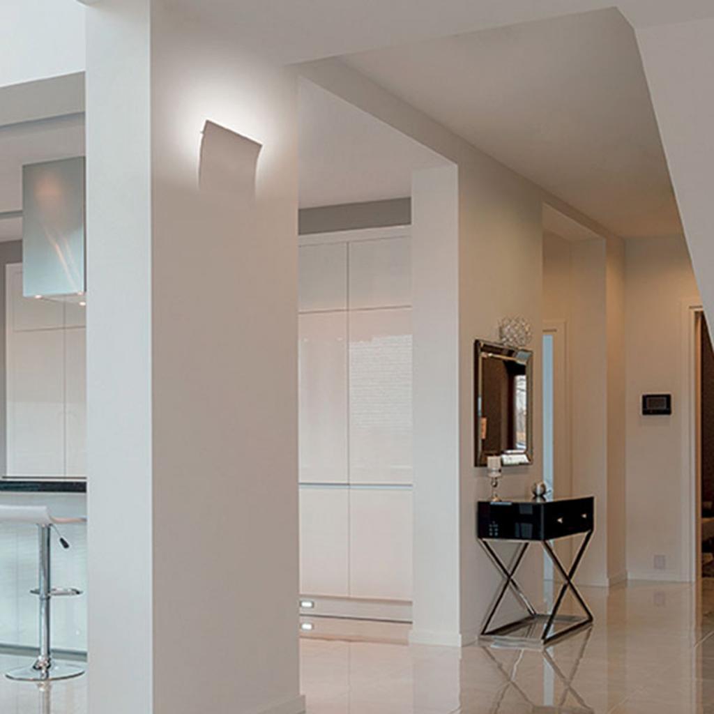 Produktové foto 9010 LED nástěnné podhledové světlo 2365B, 2 700 K