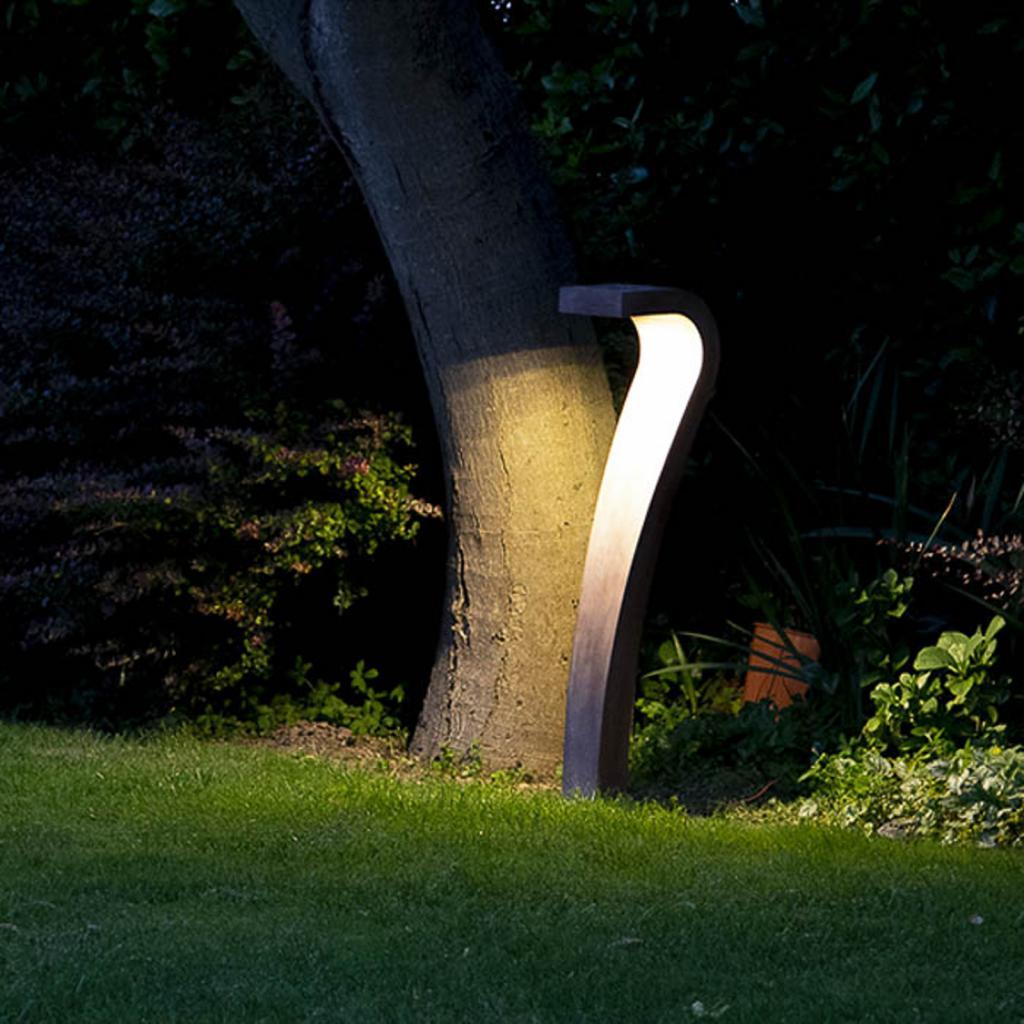 Produktové foto 9010 LED osvětlení cesty Cobra designové v černé