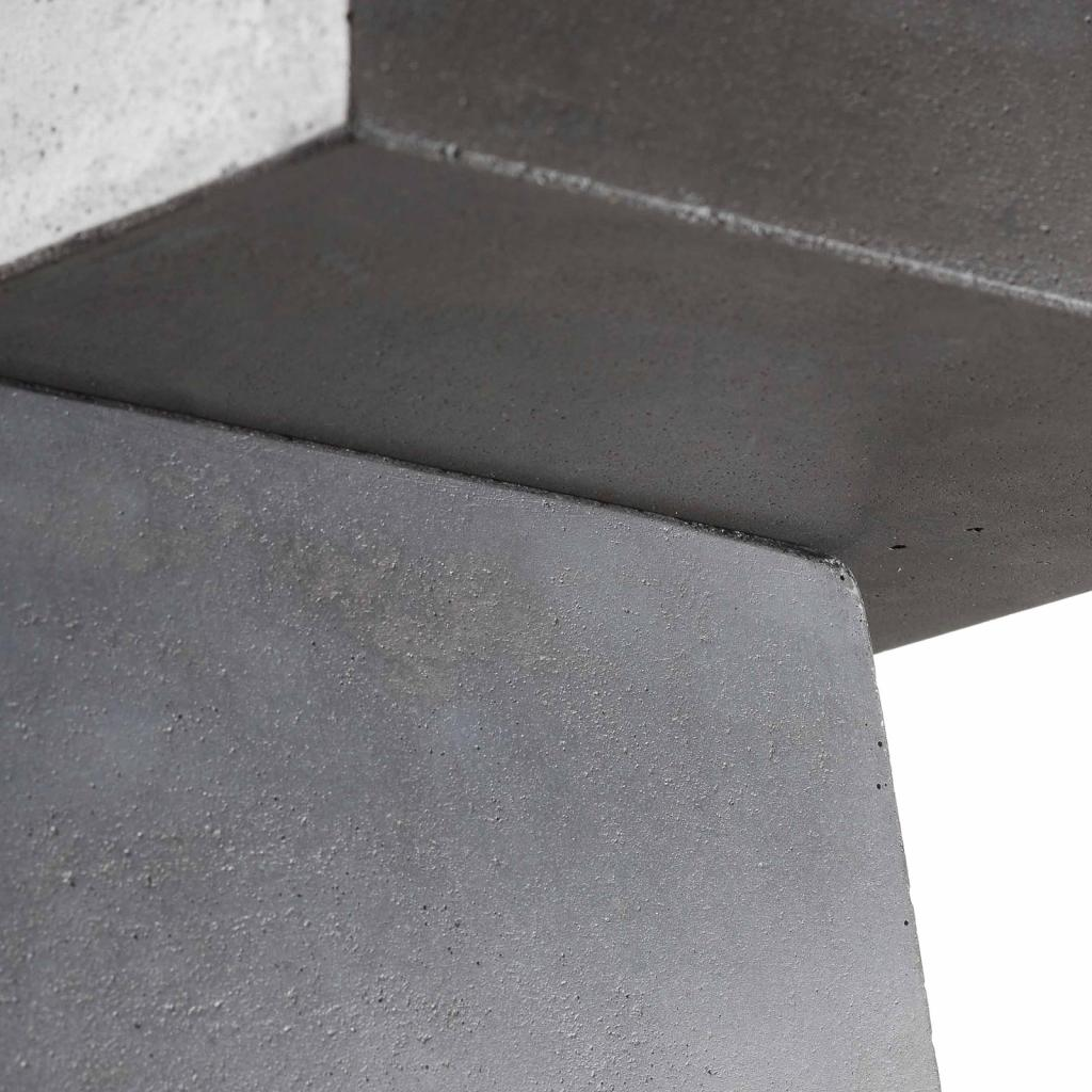 Produktové foto 9010 LED venkovní nástěnné světlo Domino v černé