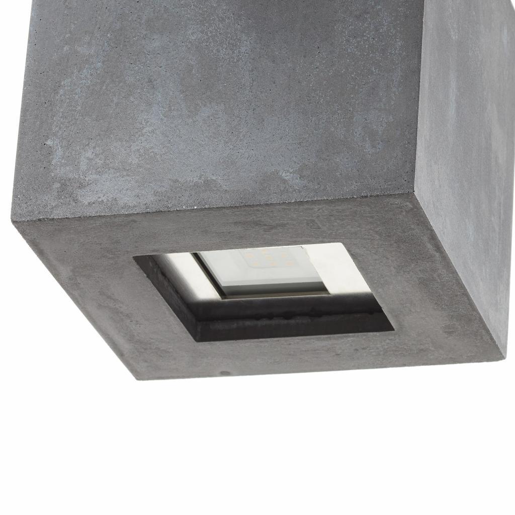 Produktové foto 9010 LED stropní světlo 1094 venkovní, černá