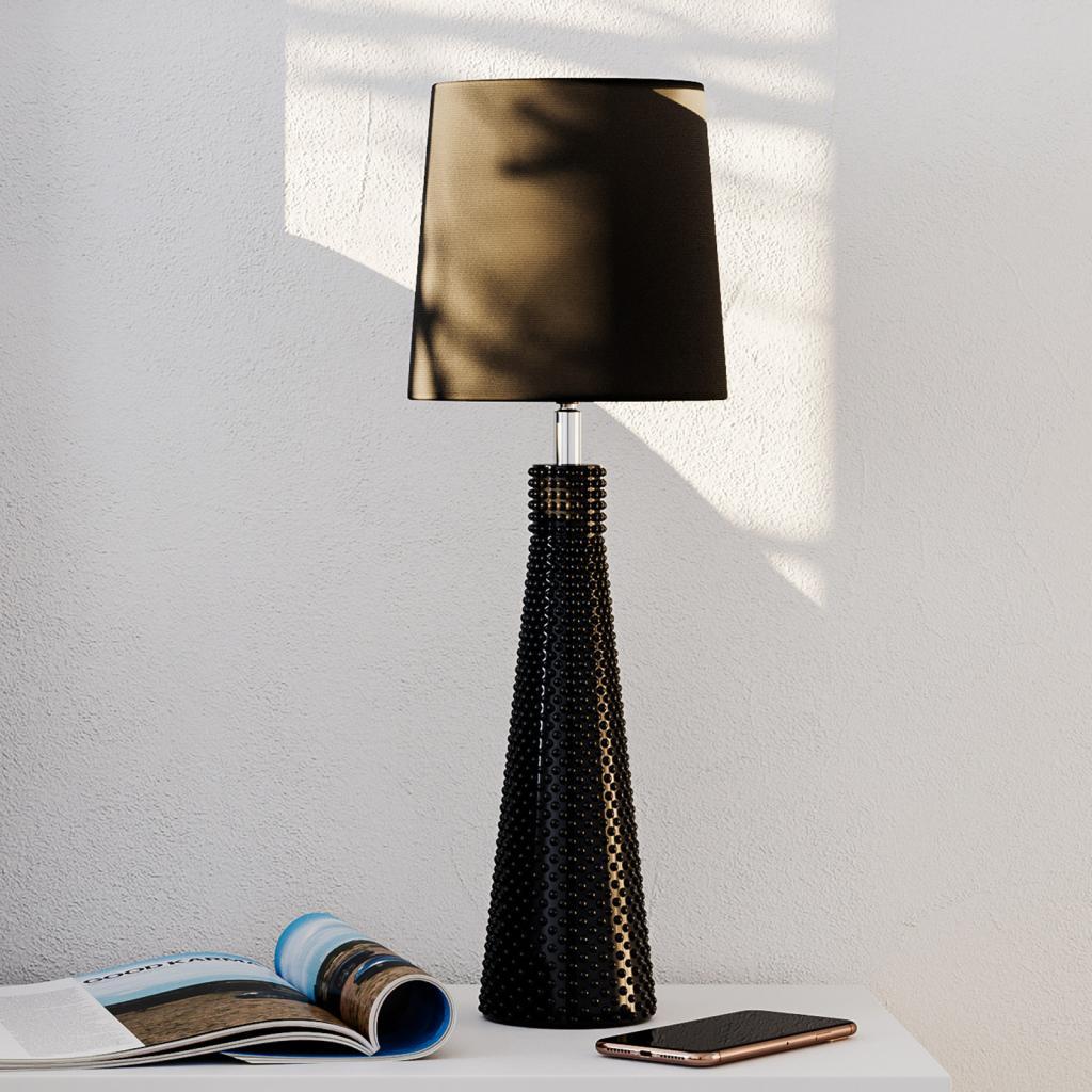 Produktové foto By Rydéns By Rydéns Lofty Slim stolní lampa černá
