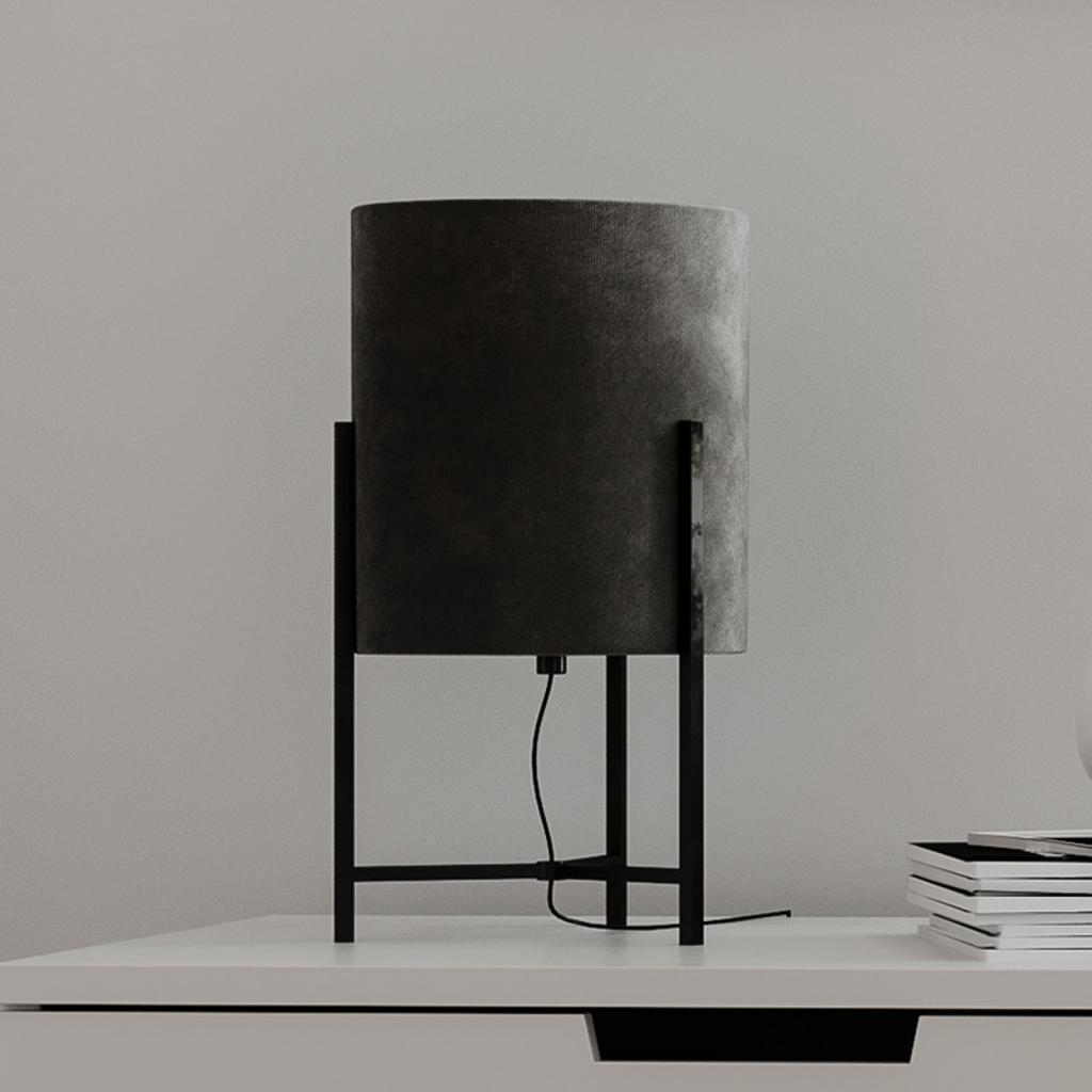 Produktové foto By Rydéns By Rydéns Honey stolní lampa šedá
