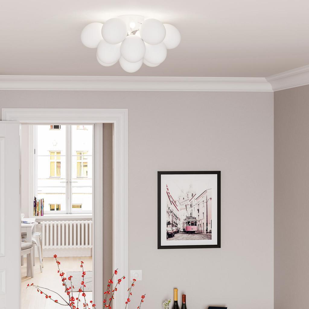 Produktové foto By Rydéns By Rydéns Gross stropní světlo bílé matné 30 cm