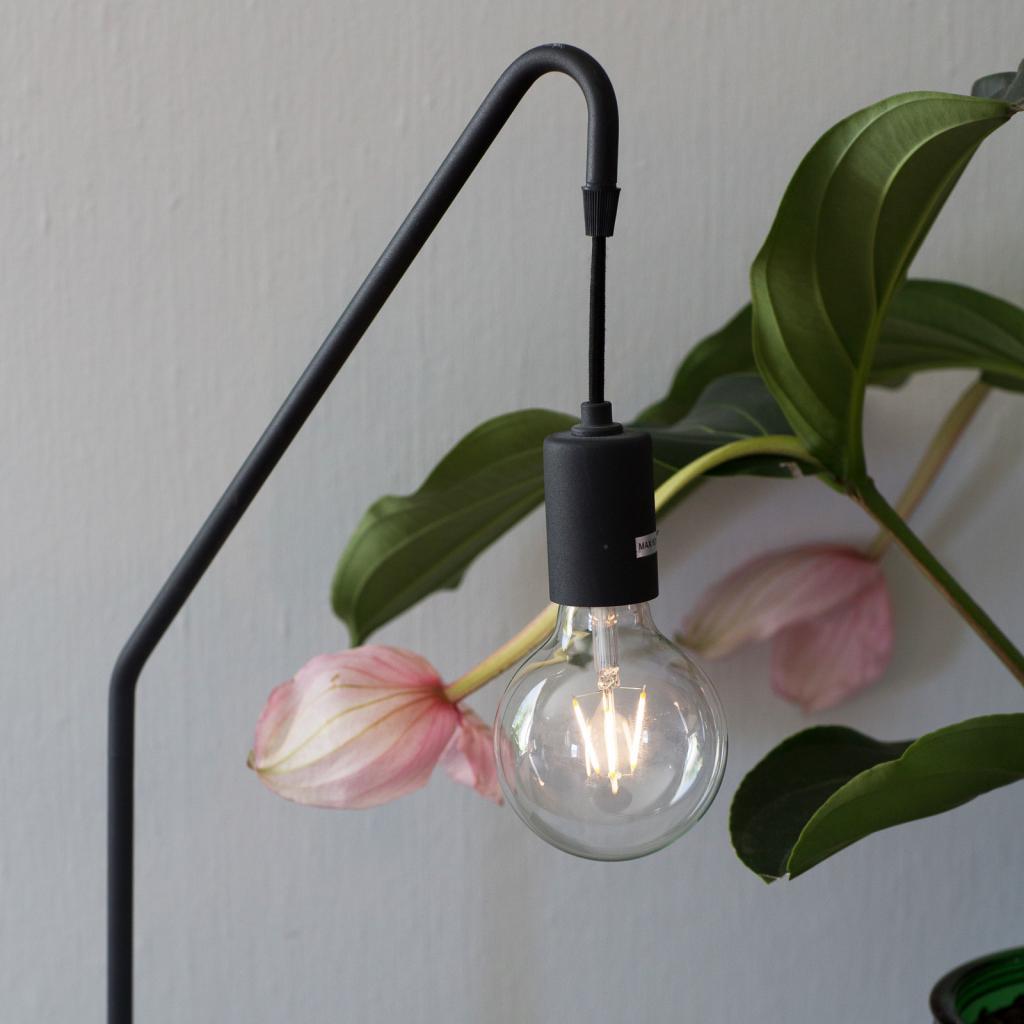 Produktové foto By Rydéns By Rydéns Rod stolní lampa, černá, výška 60 cm