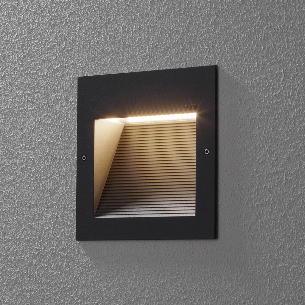 Produktové foto BEGA BEGA 24203 LED podhledové 3 000K, stmívač grafit