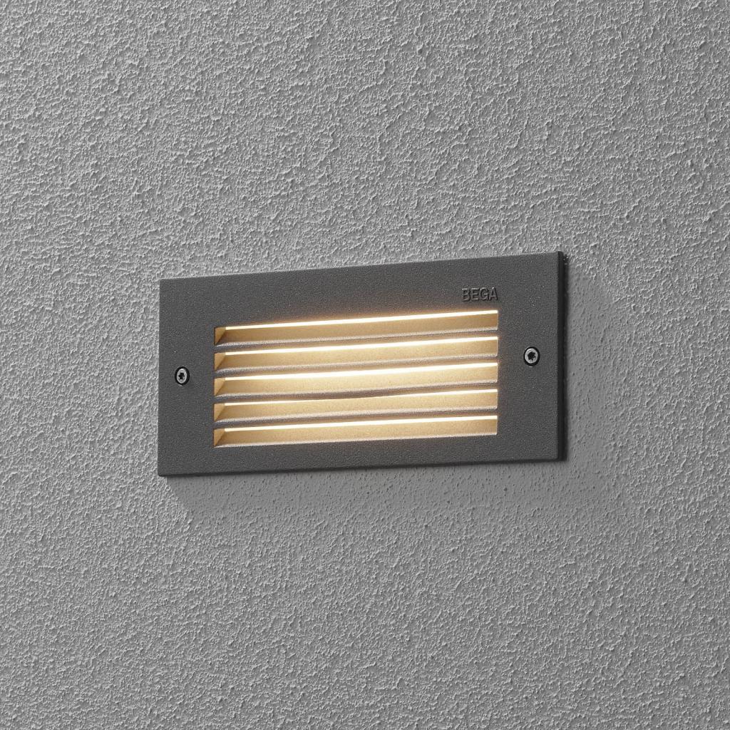 Produktové foto BEGA BEGA 33017 LED podhledové 3000K stříbro 17 cm
