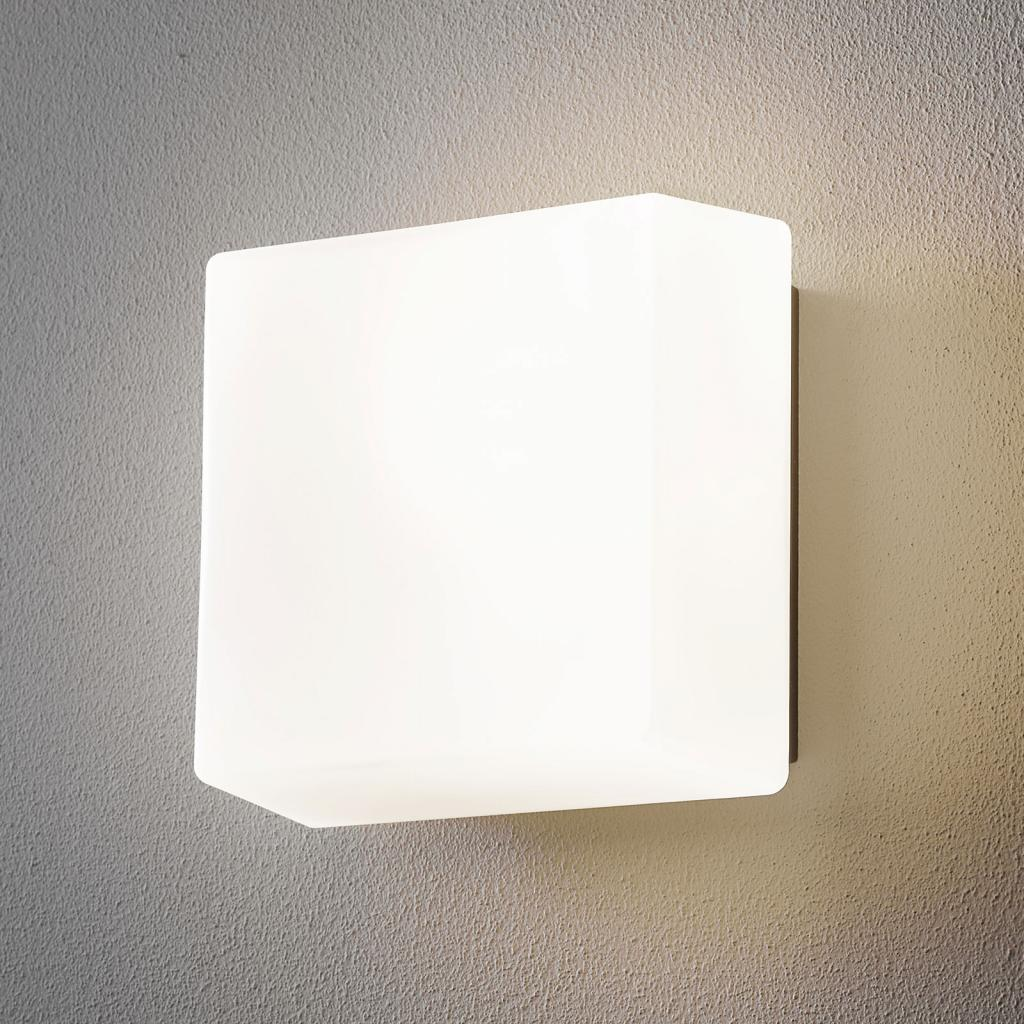 Produktové foto BEGA BEGA modul 66658 nástěnné světlo 21x21 cm, E27