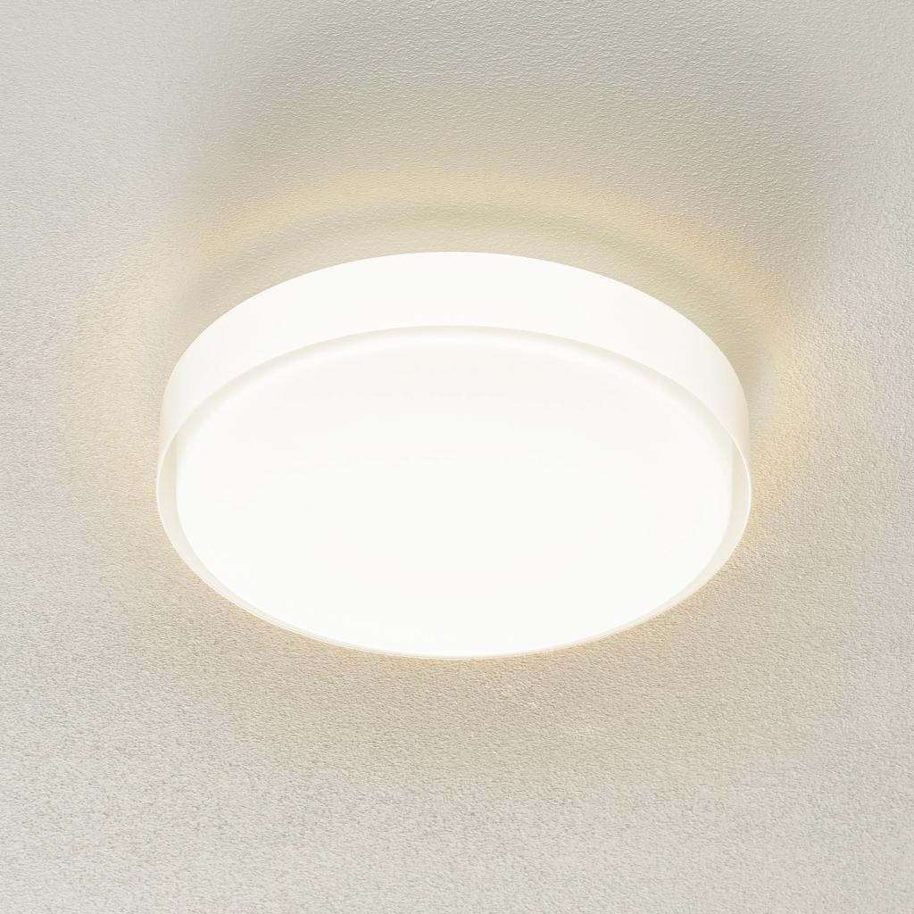 Produktové foto BEGA BEGA 34278 LED stropní světlo, bílá, Ø 36 cm, DALI