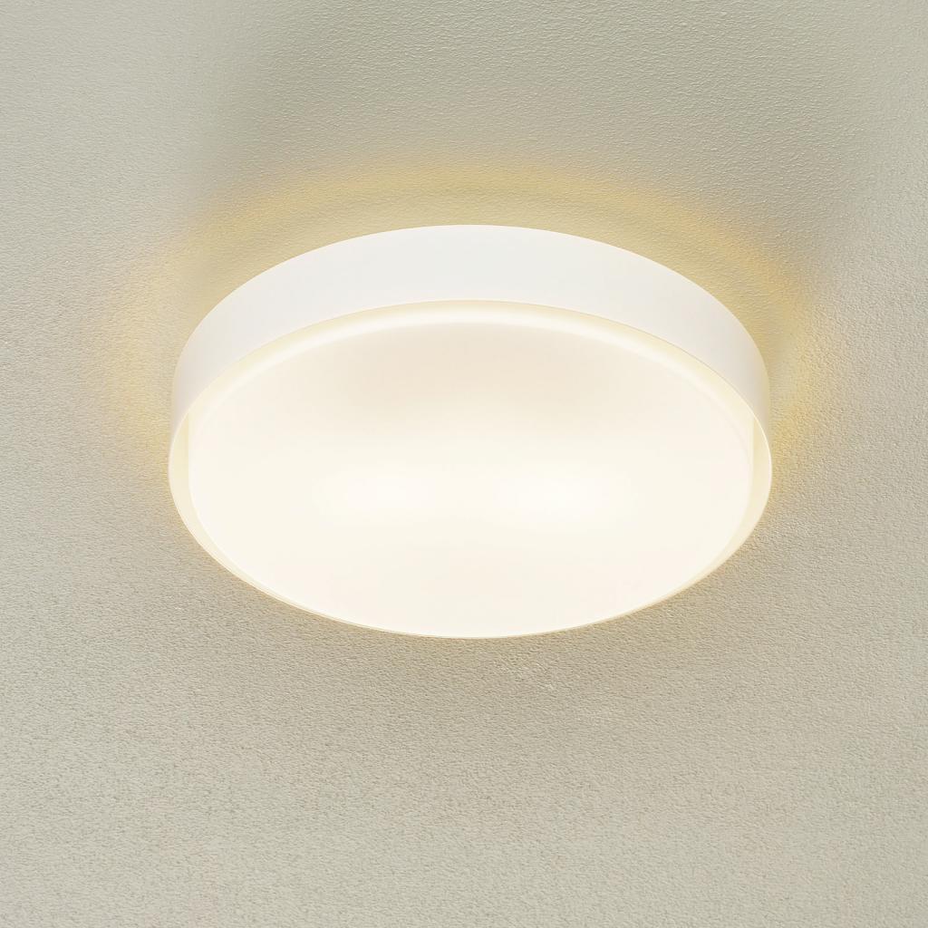 Produktové foto BEGA BEGA 89758 LED stropní světlo 3000K bílá Ø36cm