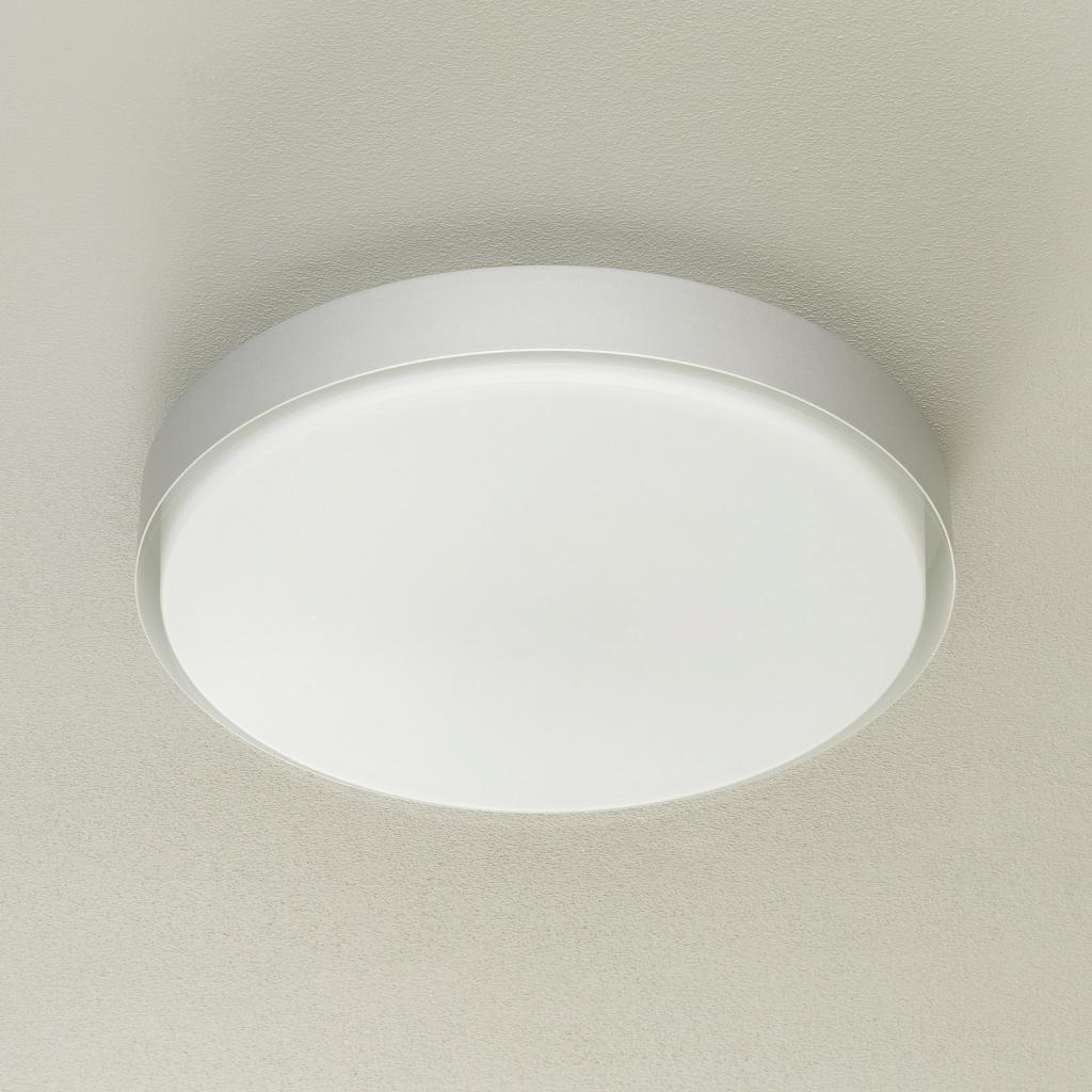 Produktové foto BEGA BEGA 89760 LED stropní světlo 3000K hliník Ø 50cm
