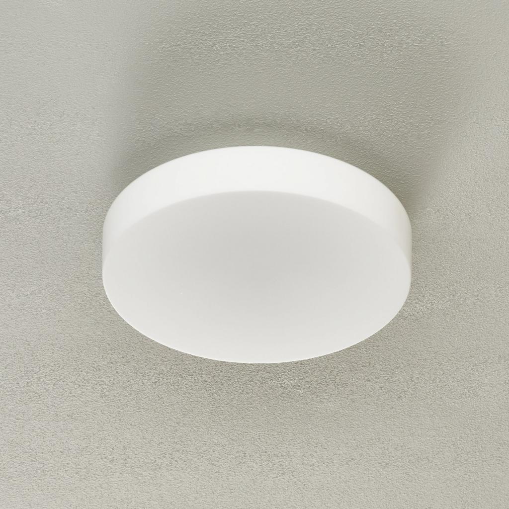 Produktové foto BEGA BEGA LED stropní světlo 89764 3000K E27 bílá Ø34cm