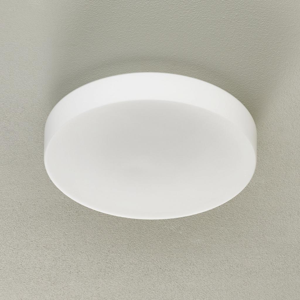 Produktové foto BEGA BEGA 89765 LED stropní světlo 3000K E27 bílá Ø39cm