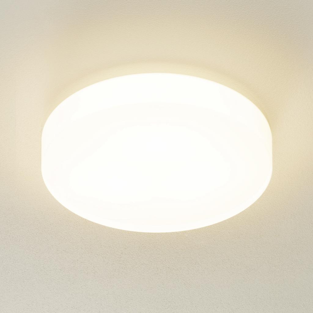 Produktové foto BEGA BEGA 89766 LED stropní světlo 3000K E27 bílá Ø47cm