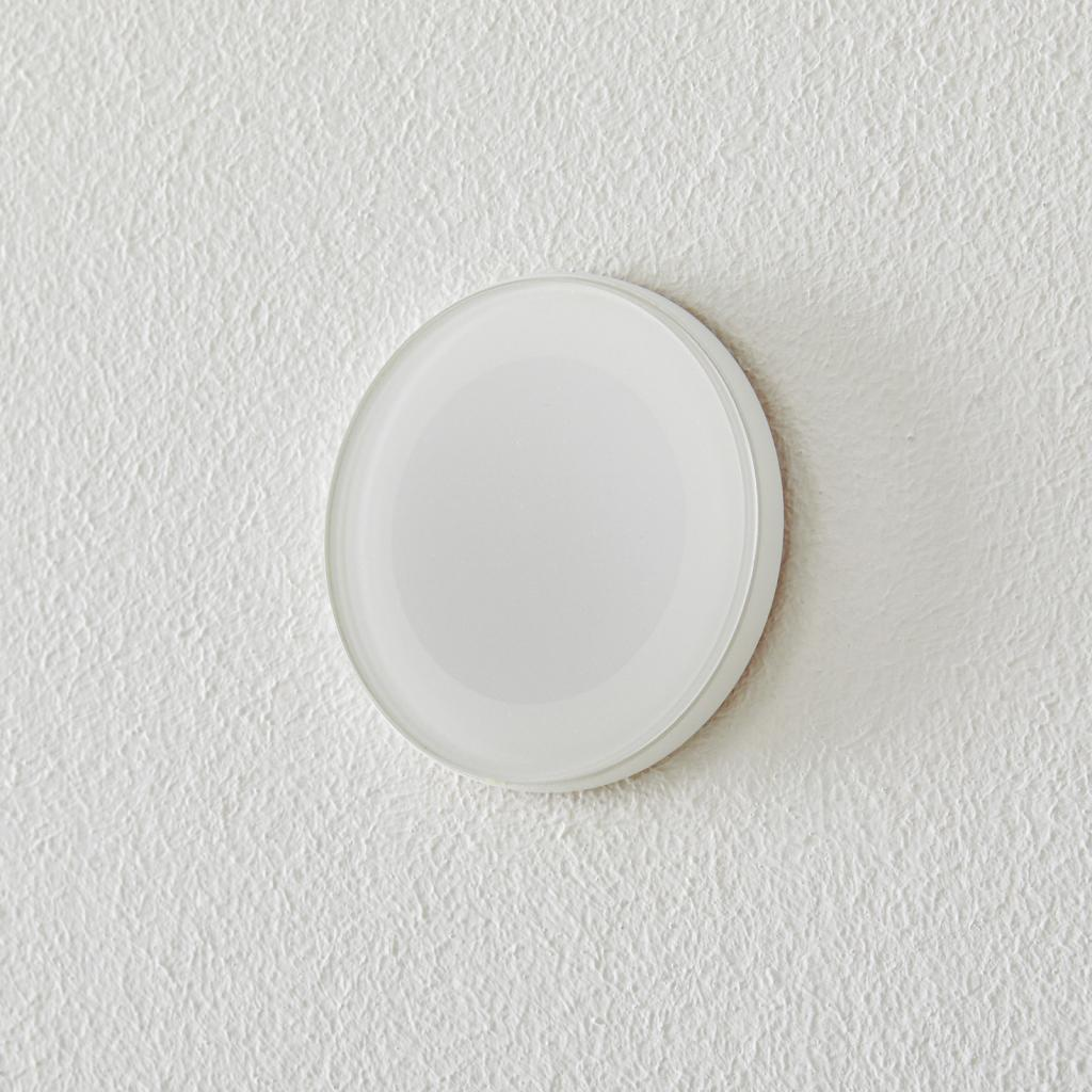 Produktové foto BEGA BEGA Accenta světlo kulaté kruh bílé 315lm