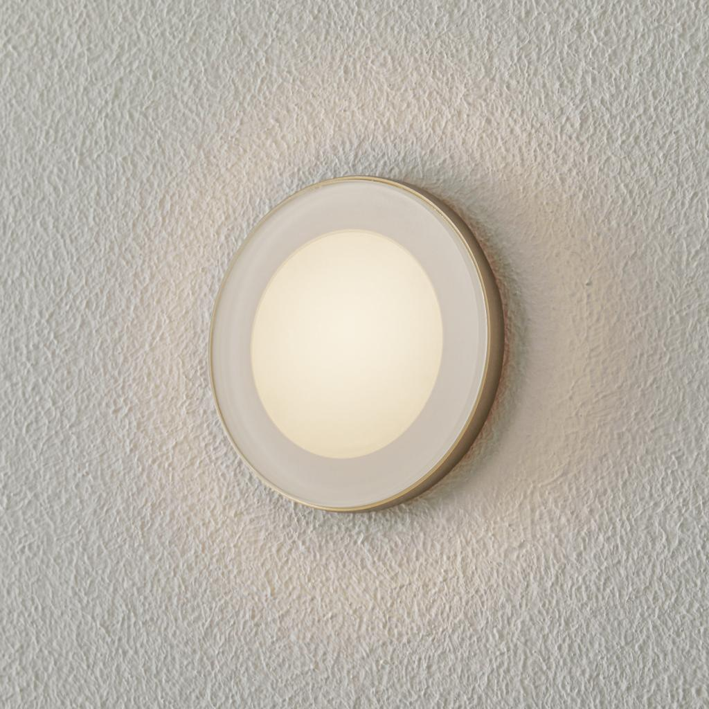 Produktové foto BEGA BEGA Accenta světlo kulaté kruh ocel 160lm