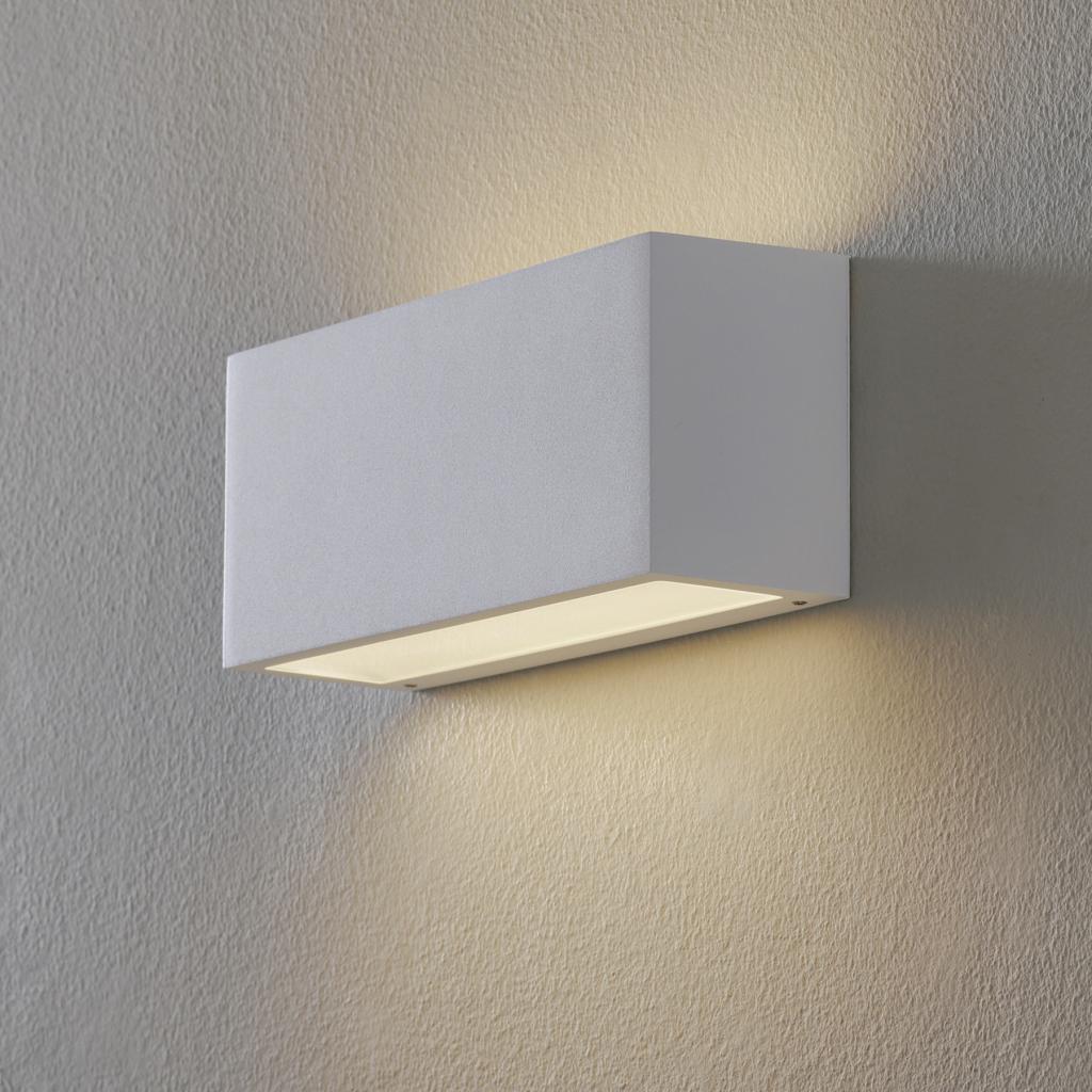 Produktové foto BEGA BEGA 50147 nástěnné světlo 3000K DALI 25cm samet