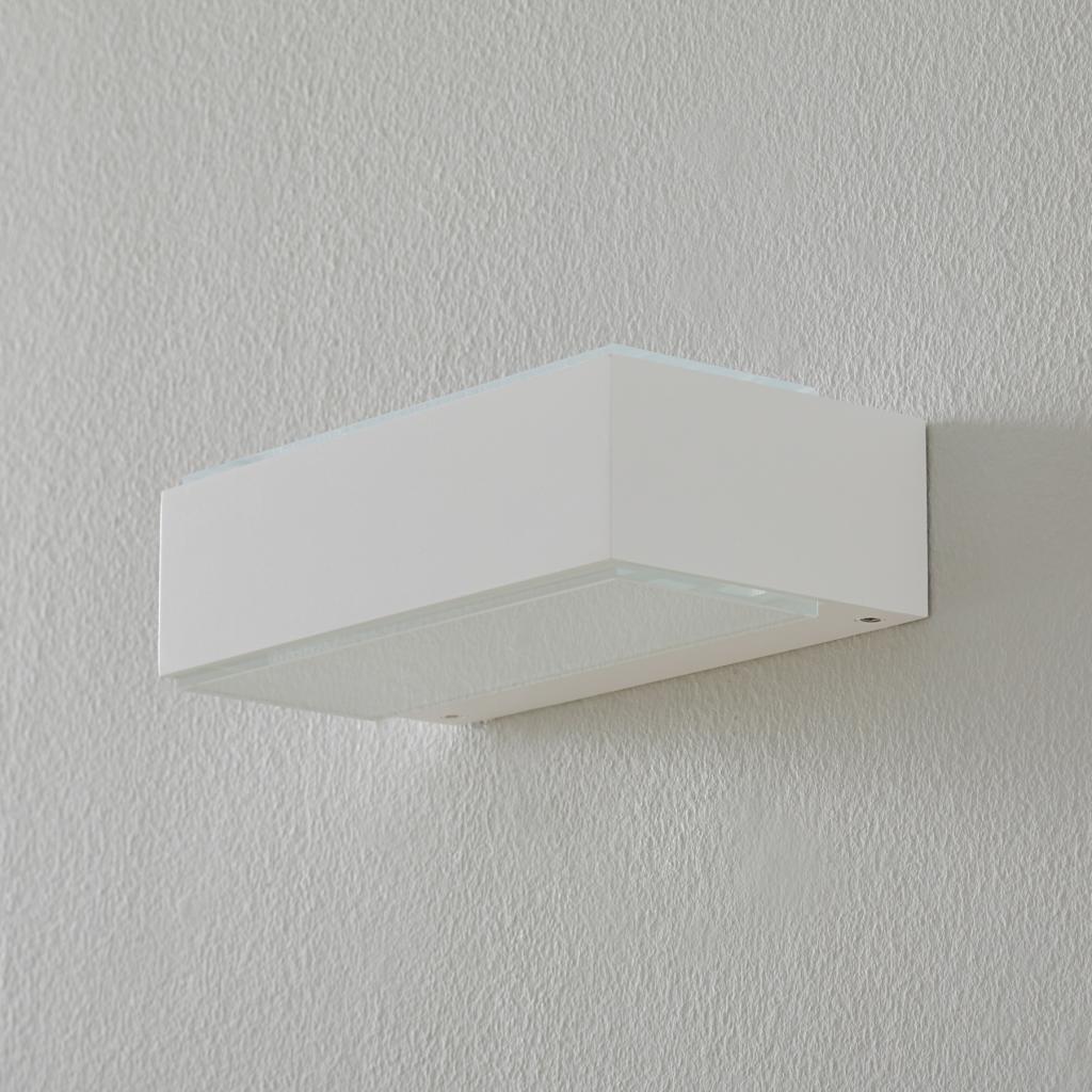 Produktové foto BEGA BEGA 12277 nástěnné světlo 3000K 20 cm bílá