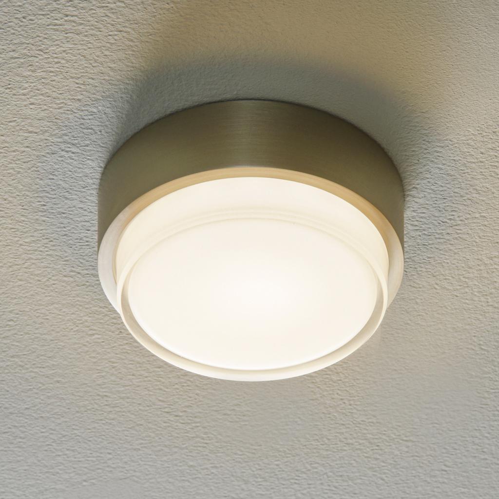 Produktové foto BEGA BEGA 50535 LED stropní světlo 930 nerez Ø15,5cm