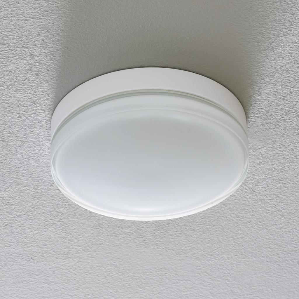 Produktové foto BEGA BEGA 12128 LED stropní světlo DALI 930 bílý 26cm