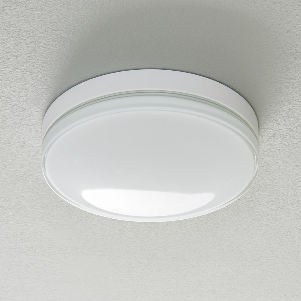 Produktové foto BEGA BEGA 12128 LED stropní světlo DALI 930 bílý 30,5cm
