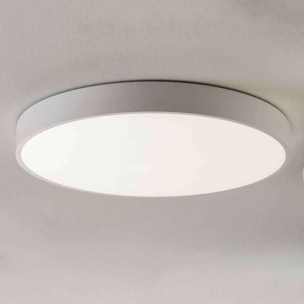 Produktové foto BEGA BEGA Planeta stropní světlo DALI 3000K bílá Ø75cm