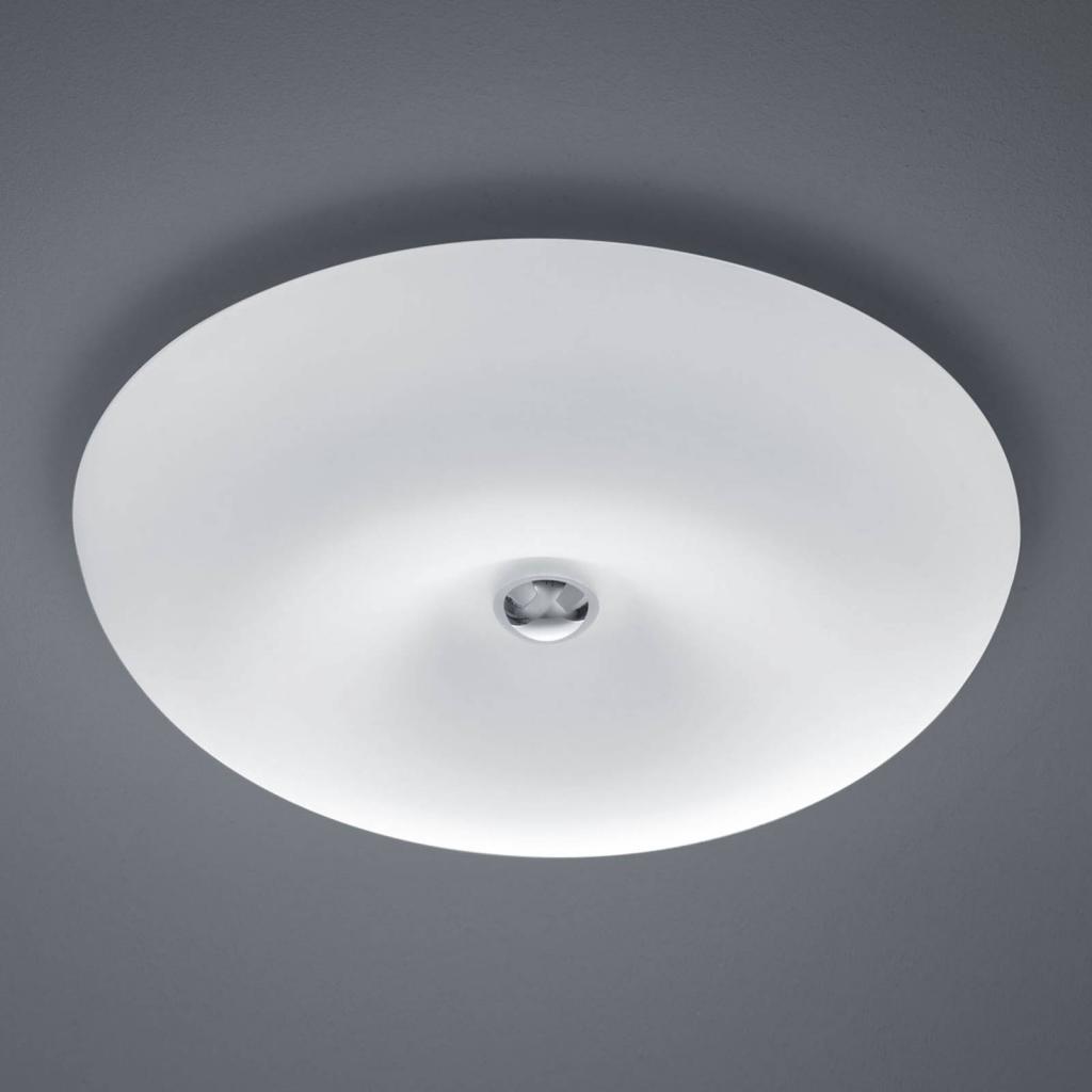 Produktové foto BANKAMP BANKAMP Vanity LED stropní světlo sklo, nikl