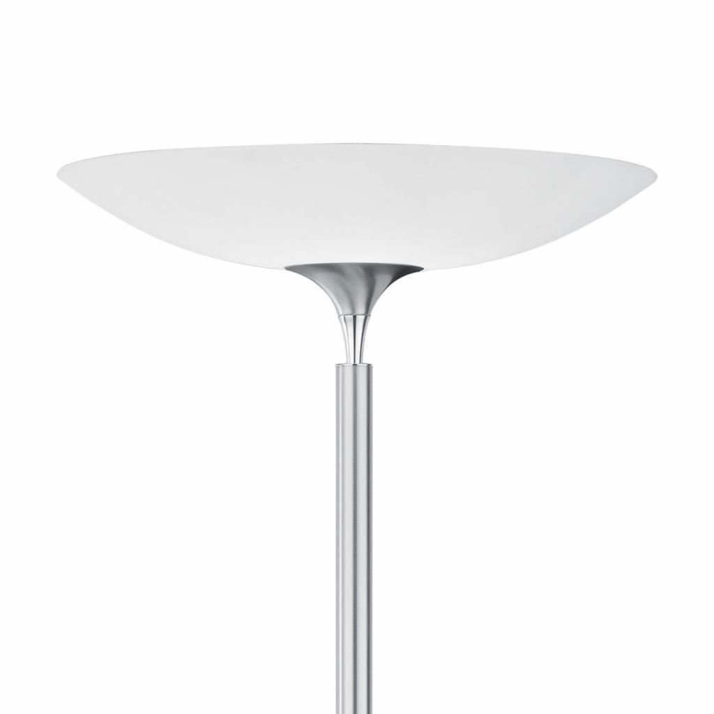 Produktové foto BANKAMP BANKAMP Opera LED stropní lampa stmívač, nikl