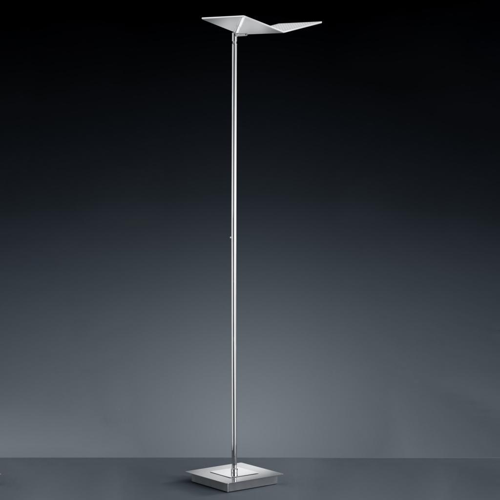 Produktové foto BANKAMP BANKAMP Book stojací lampa LED, dotykový stmívač