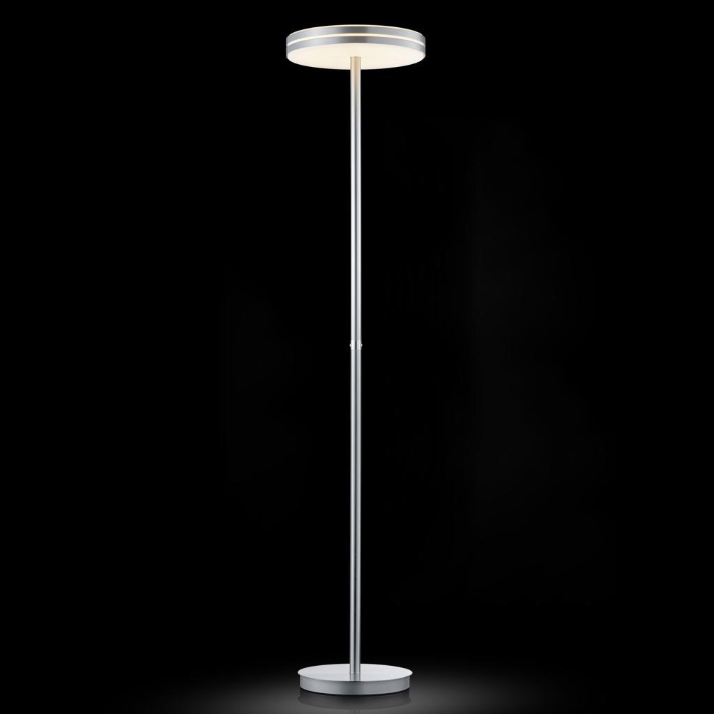 Produktové foto BANKAMP BANKAMP Gem LED stojací lampa stmívač, hliník