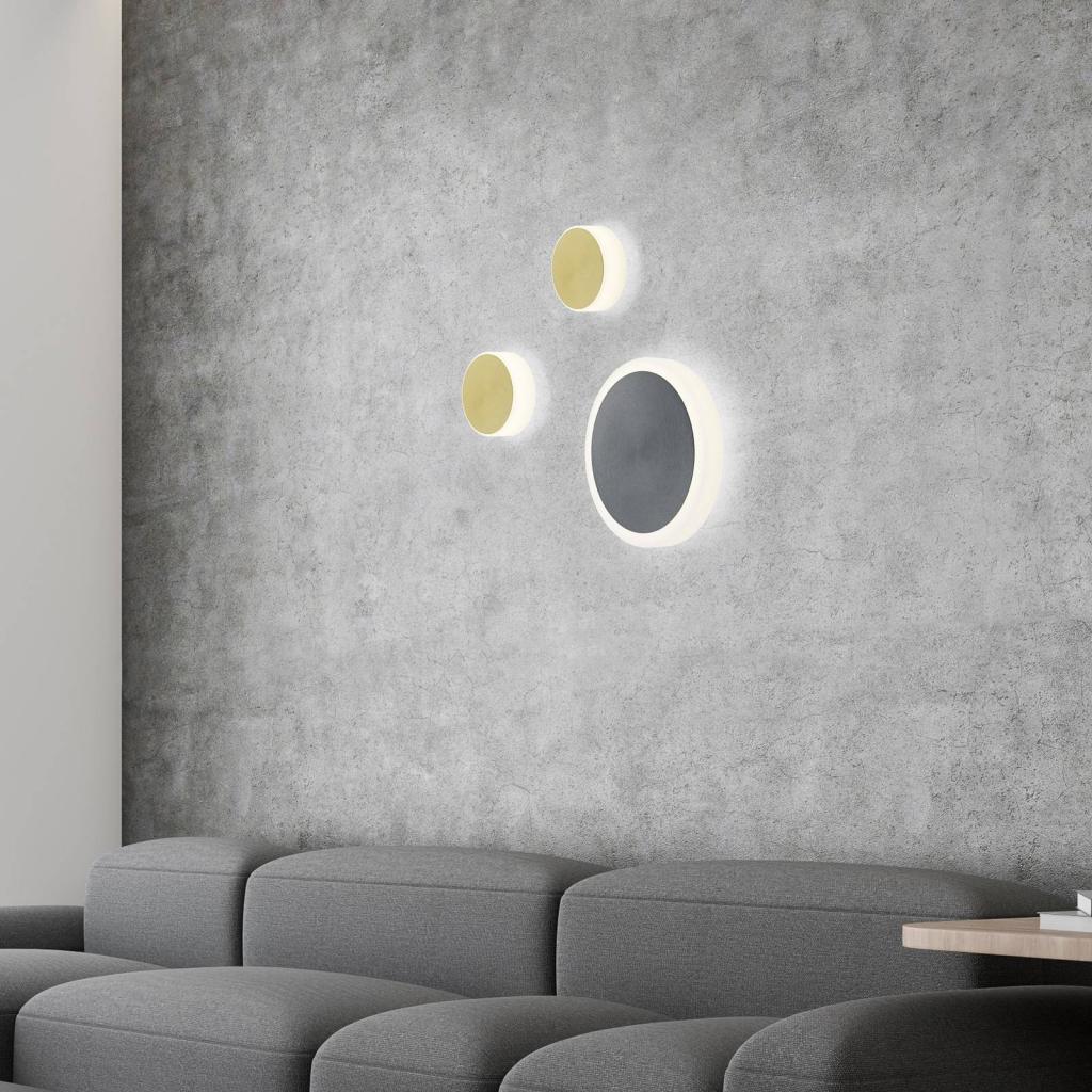 Produktové foto BANKAMP BANKAMP Button LED nástěnné světlo 33cm antracit