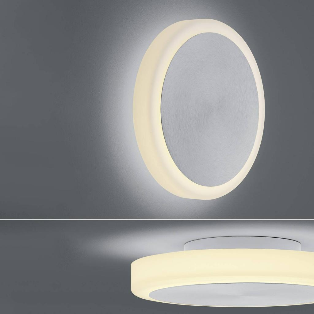 Produktové foto BANKAMP BANKAMP Button LED nástěnné světlo, 33cm, hliník