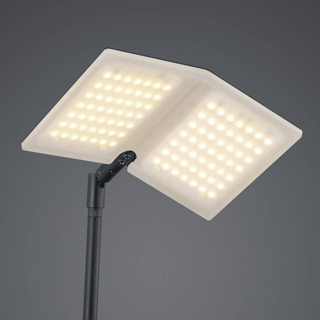 Produktové foto BANKAMP BANKAMP Book stojací lampa LED, černá