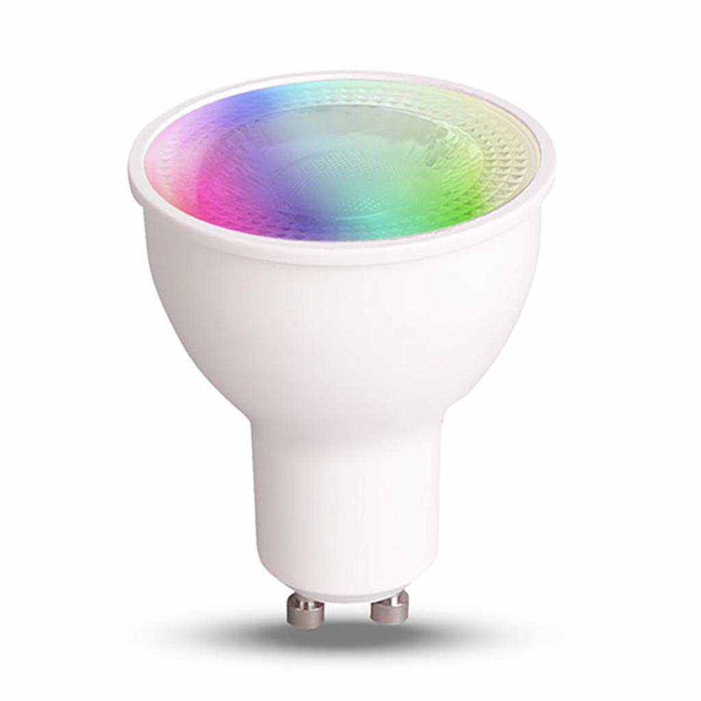 Produktové foto TINT Müller Licht tint white+color LED GU10 6W 350lm