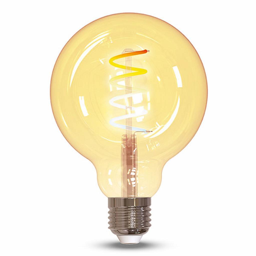 Produktové foto TINT Müller Licht tint LED globe G95 E27 5,5W zlatá