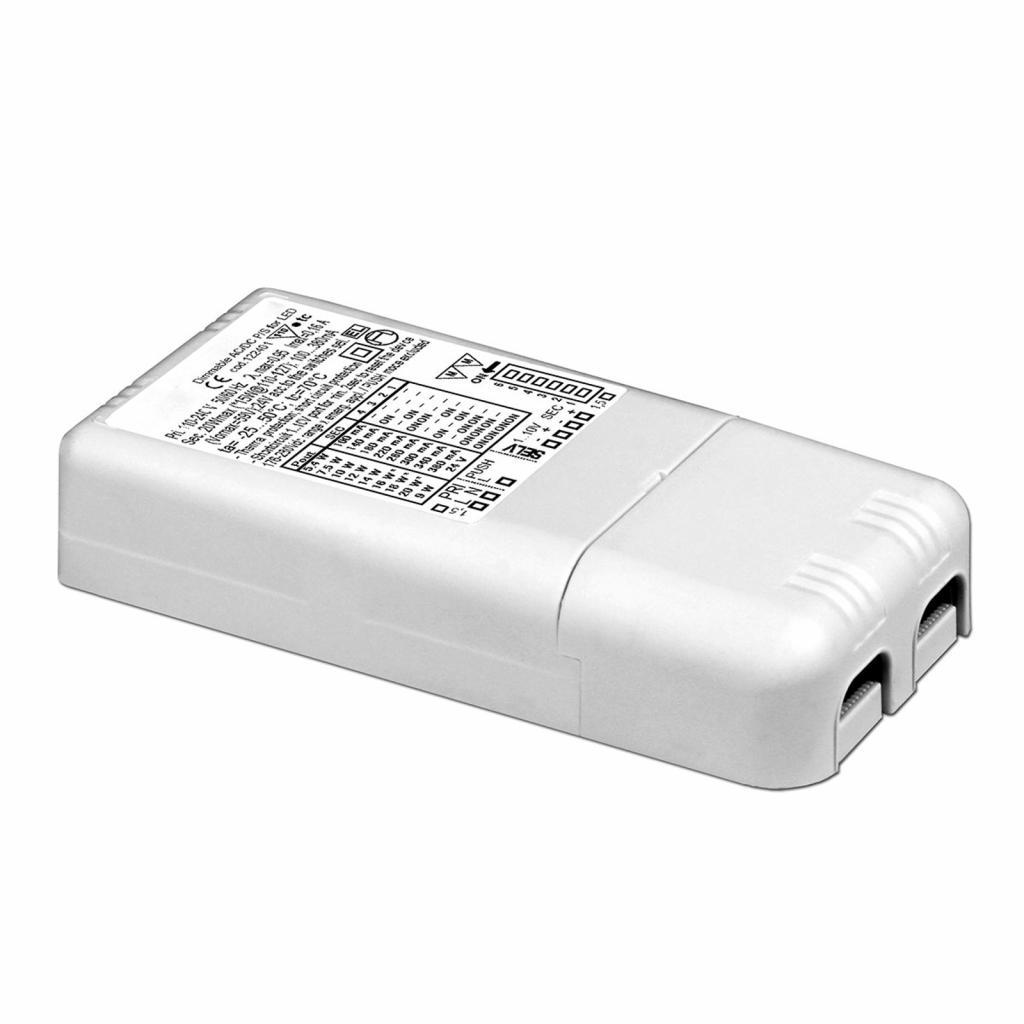 Produktové foto Molto Luce Univerzální LED konvertor, nastavitelný