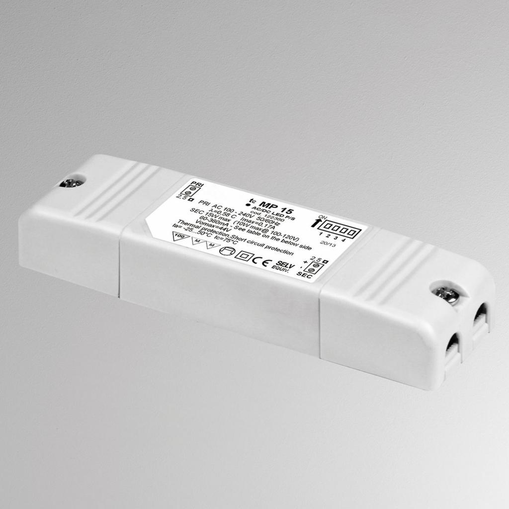 Produktové foto Molto Luce LED konvertor MP15, nastavitelný, nestmívatelný